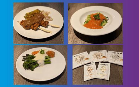 maaltijdvervangende sauzen coach nutrition
