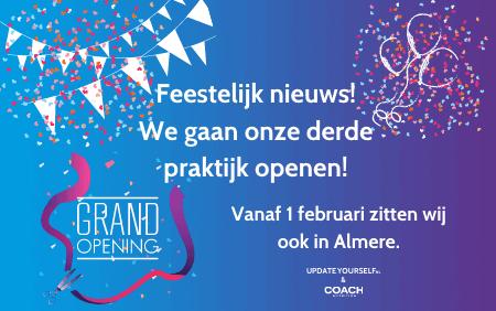 Opening praktijk Almere