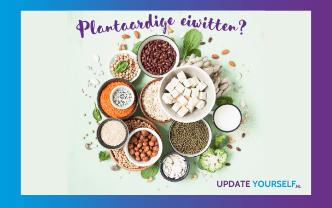 foto met plantaardige eiwitten